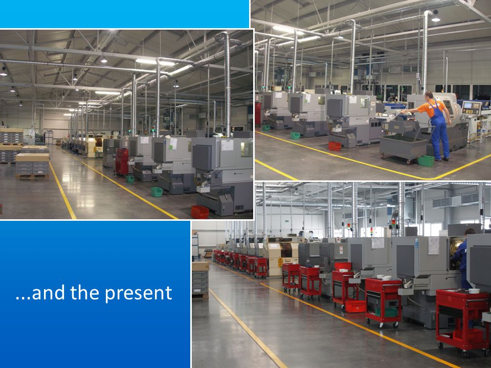 Activity Automotive industry Electronics Building engineering High quality CNC turning Main industries: