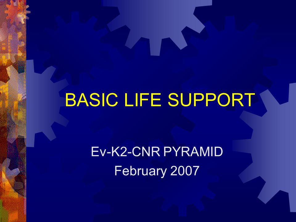 BASIC LIFE SUPPORT Remember to continue resuscitation until: Qualify help arrives and takes over The victim starts breathing normally You become exausted