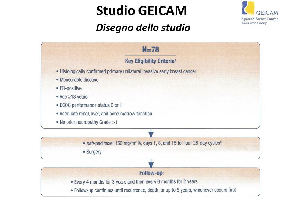 Studio GEICAM Disegno dello studio