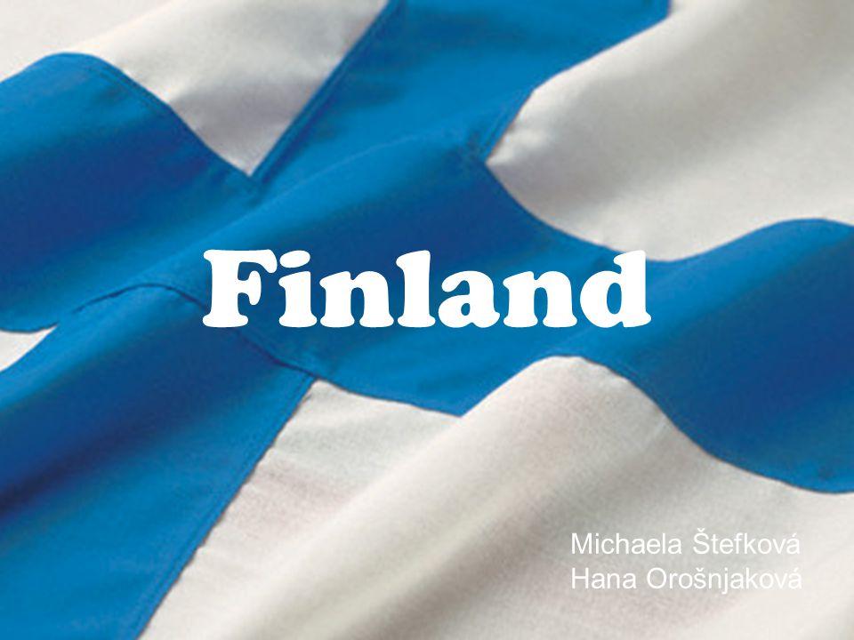 Finland Michaela Štefková Hana Orošnjaková