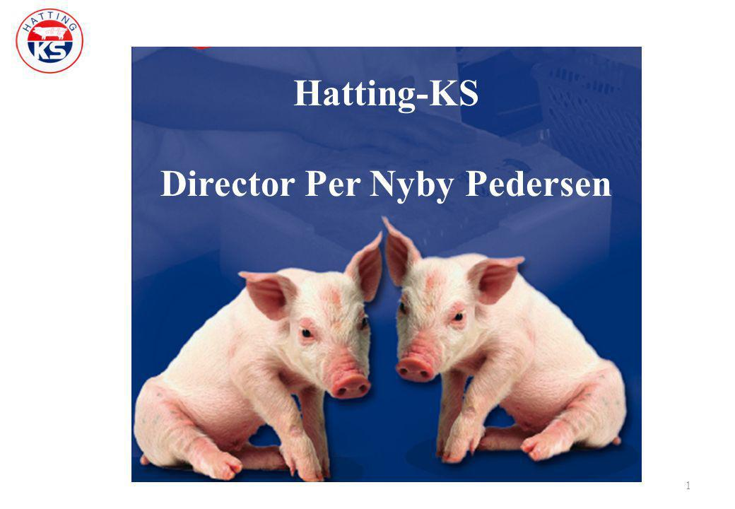 1 Hatting-KS by Director Per Nyby Pedersen Hatting-KS Director Per Nyby Pedersen