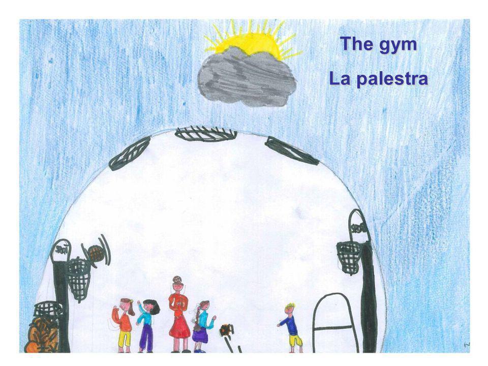 The gym La palestra