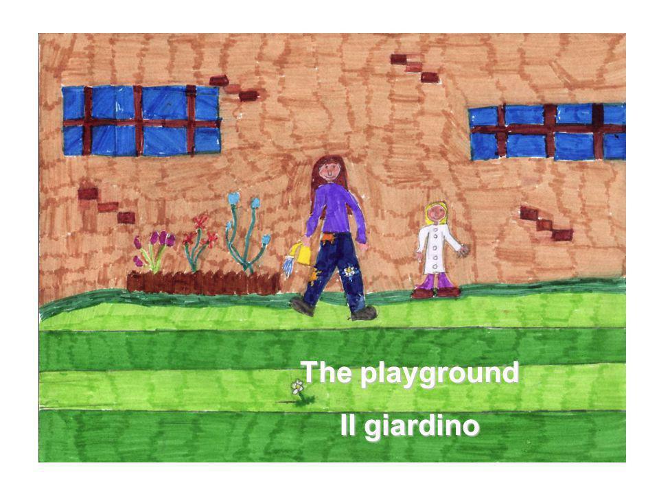 The playground Il giardino