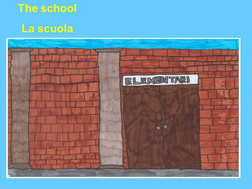 The school La scuola