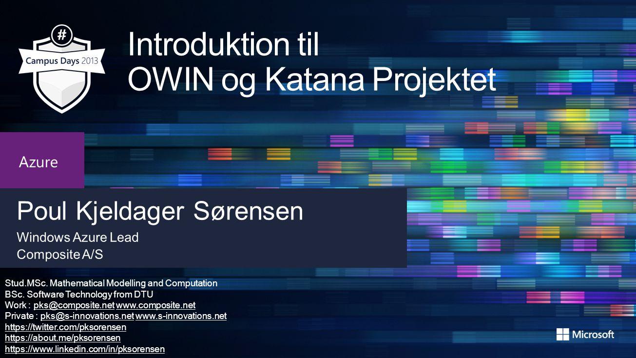 Demo Last Demo, VS 2013 SPA Template – Katana Security