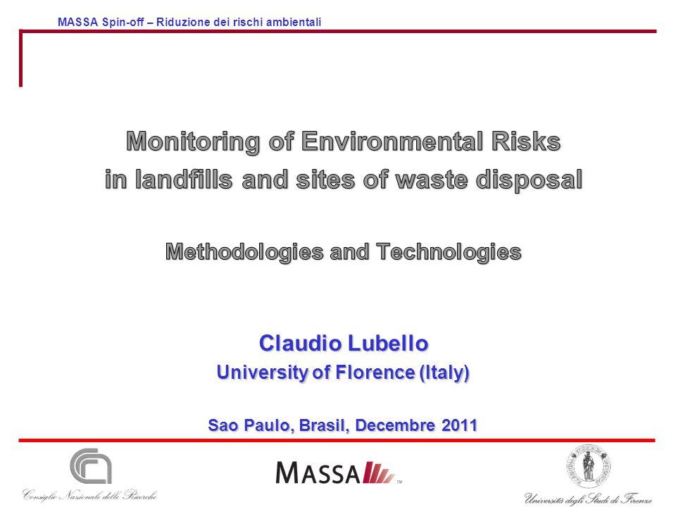 MASSA Spin-off – Riduzione dei rischi ambientali