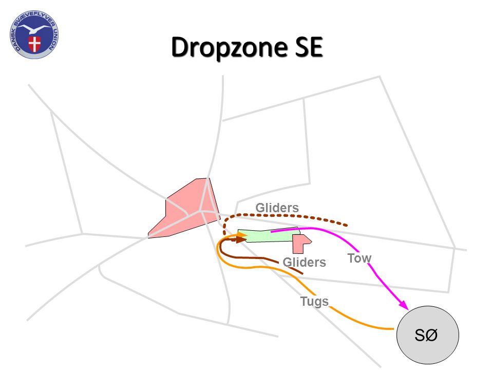 Dropzone SE SØ Tow Gliders Tugs Gliders
