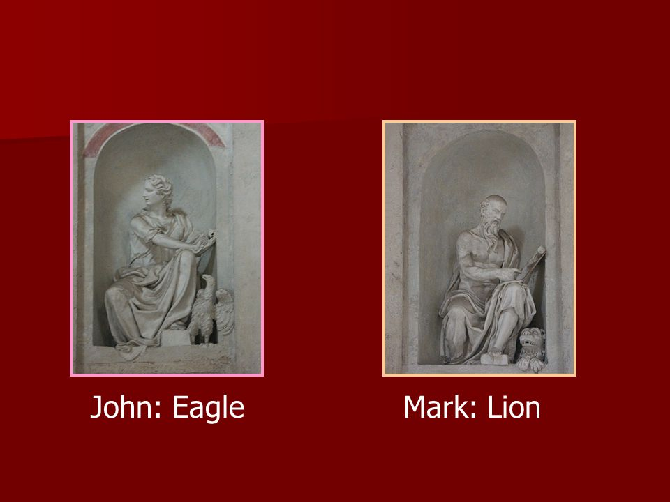 John: EagleMark: Lion