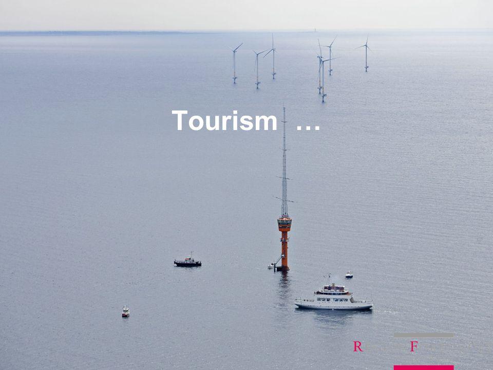 Tourism …