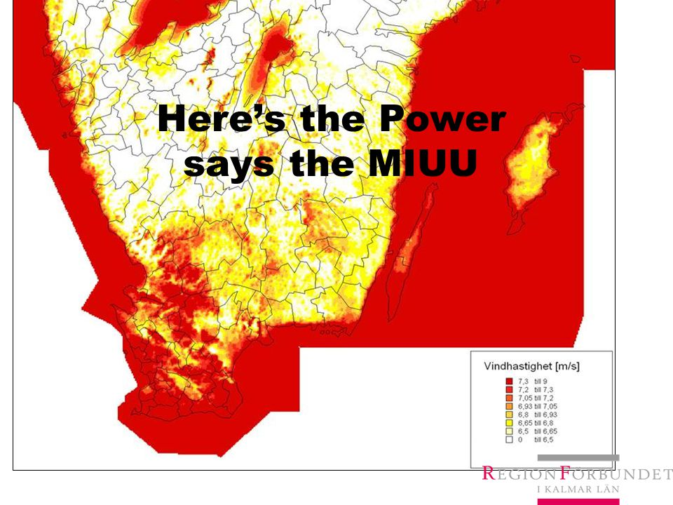 Here's the Power says the MIUU