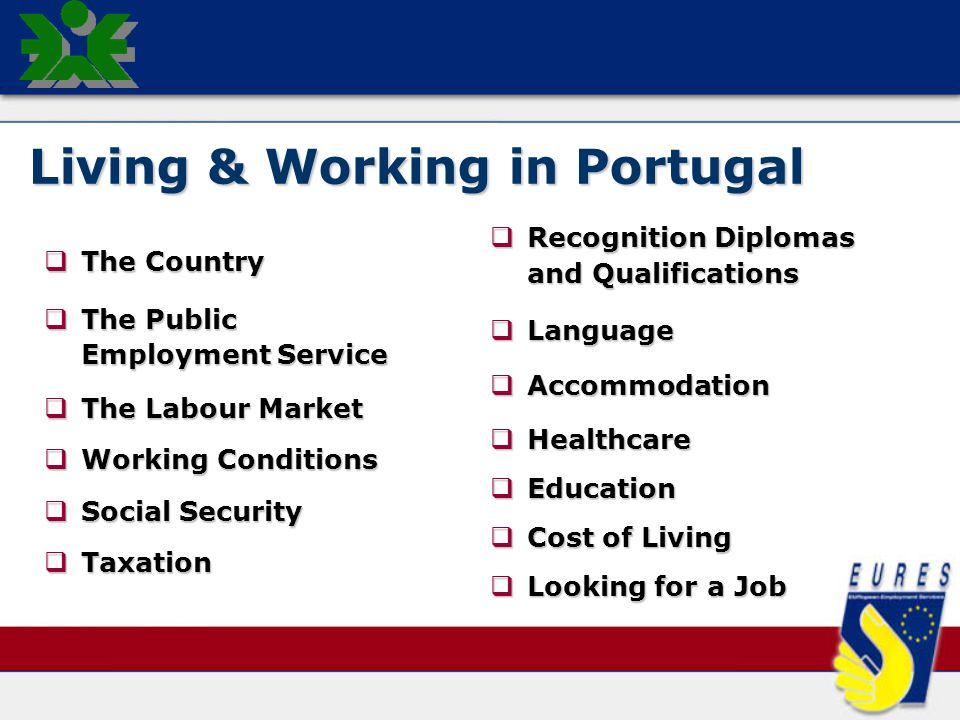 The Health Care System Portugal