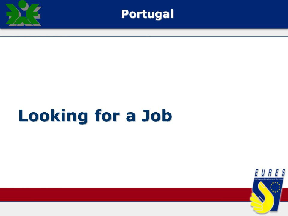 Looking for a Job Portugal