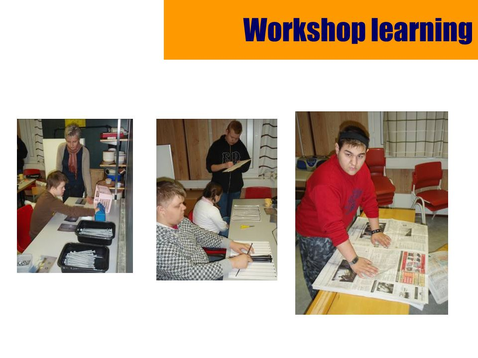 Workshop learning