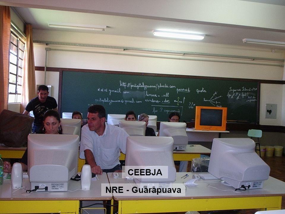 CEEBJA NRE - Guarapuava