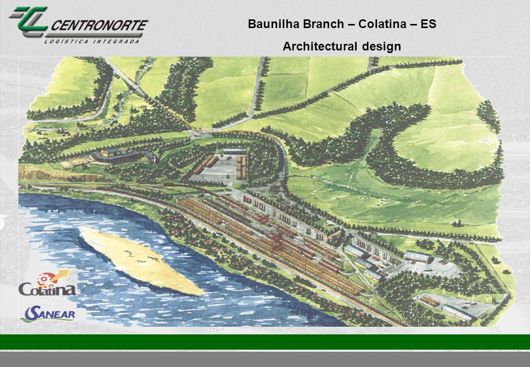 Baunilha Branch – Colatina – ES Architectural design