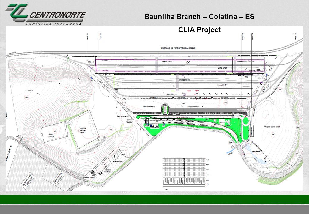 Baunilha Branch – Colatina – ES CLIA Project