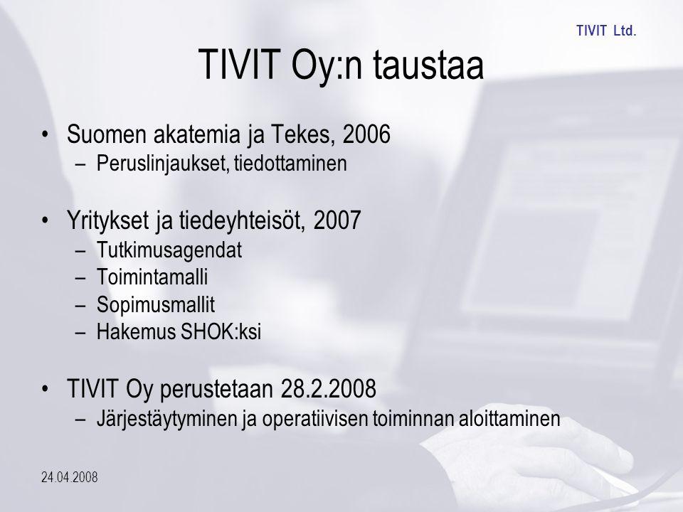 TIVIT Ltd.