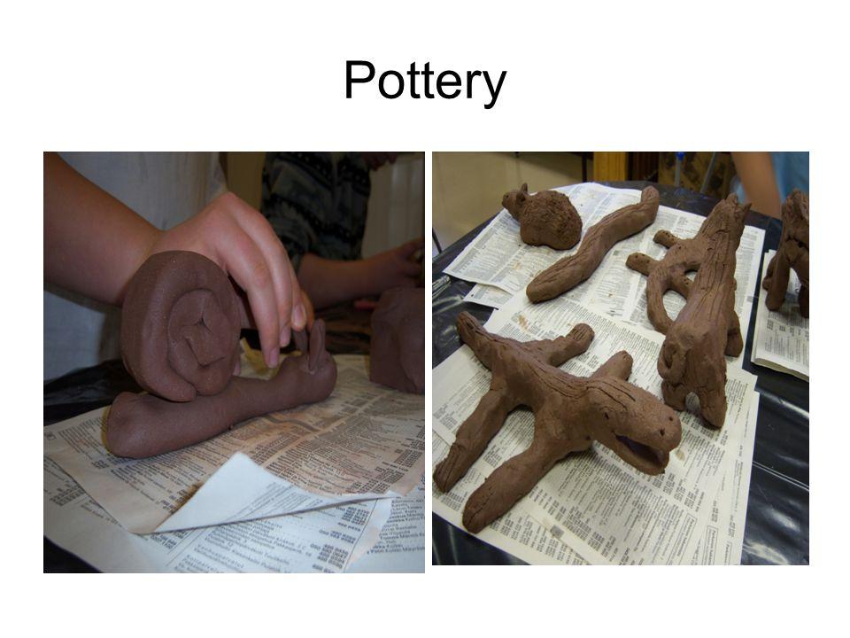 Pottery