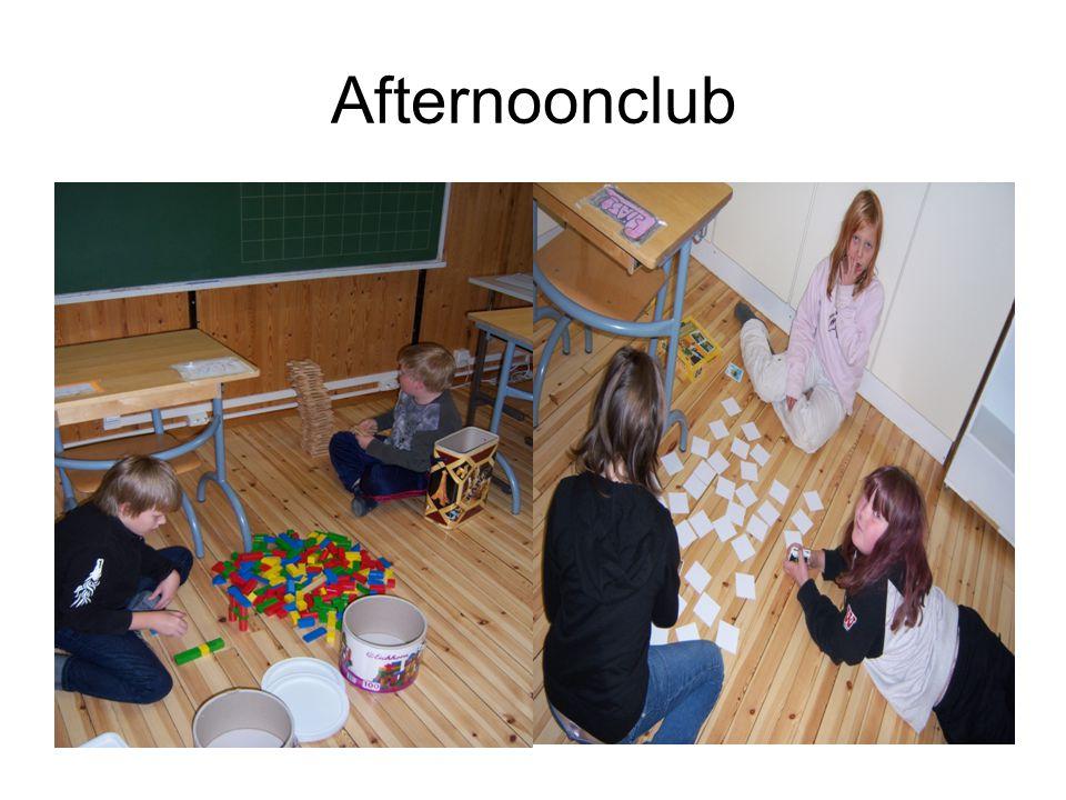 Afternoonclub