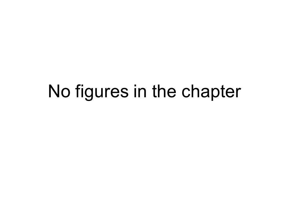 No figures in the chapter