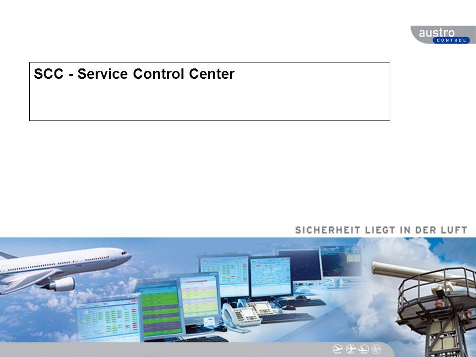 DIESER TEXT DIENT DER NAVIGATIONACG ENGINEERING SERVICES,1 SCC - Service Control Center