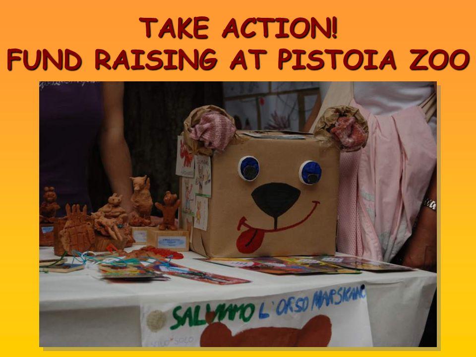 TAKE ACTION! FUND RAISING AT PISTOIA ZOO