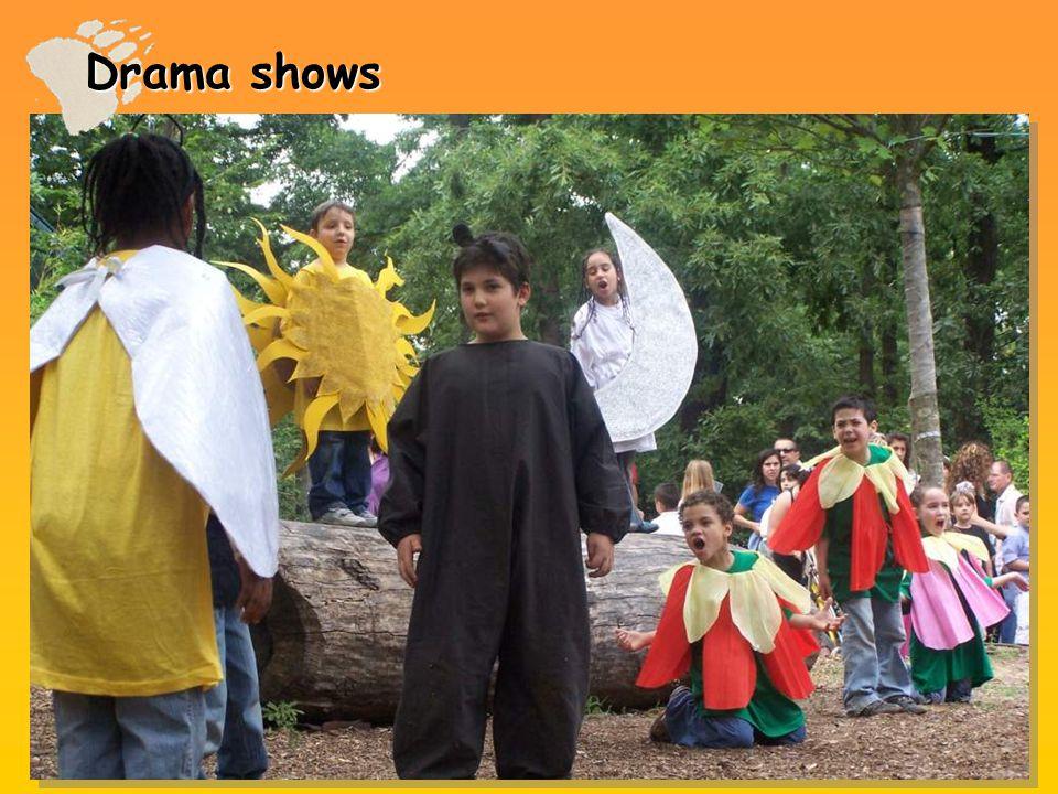 Drama shows