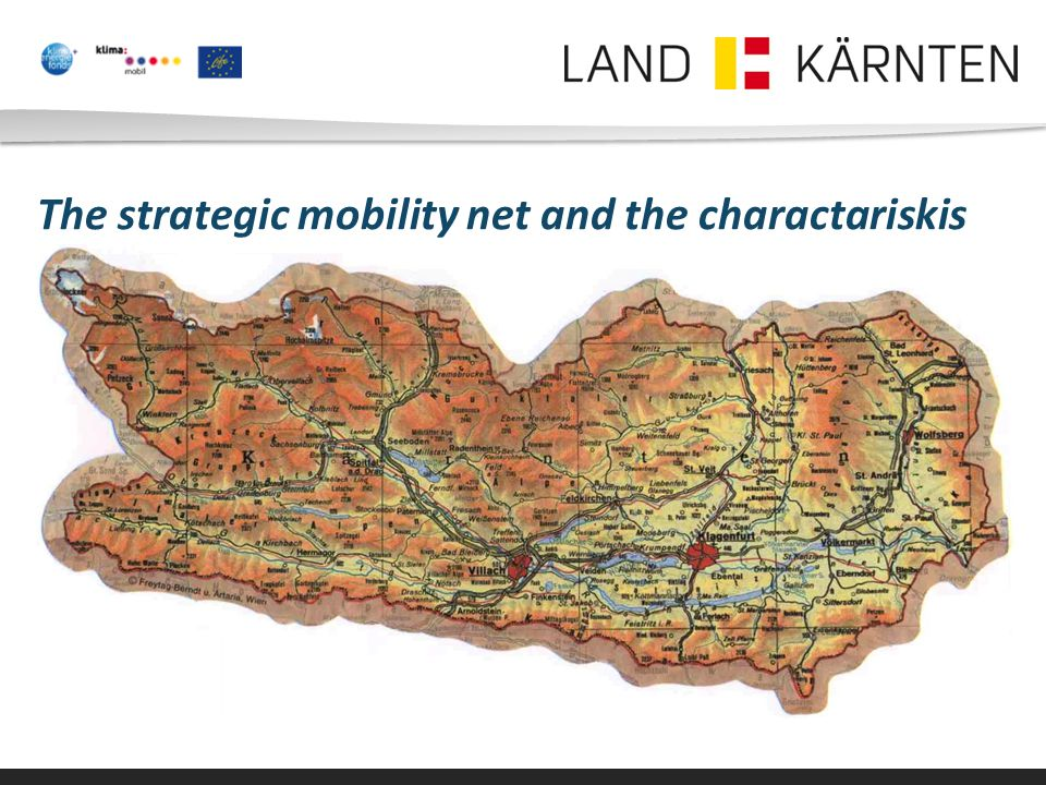 The strategic mobility net and the charactariskis