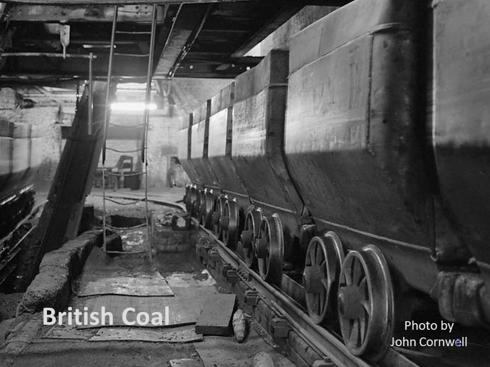 British Coal Photo by John Cornwell 8