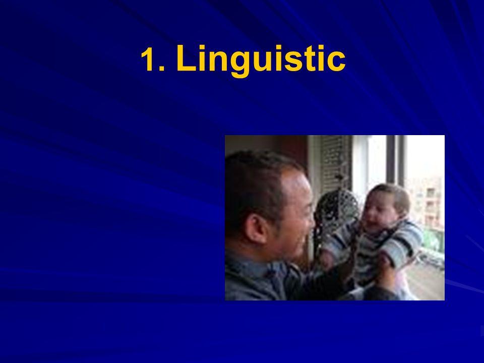 1. Linguistic