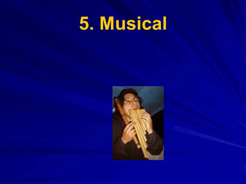 5. Musical