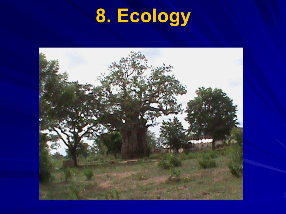 8. Ecology