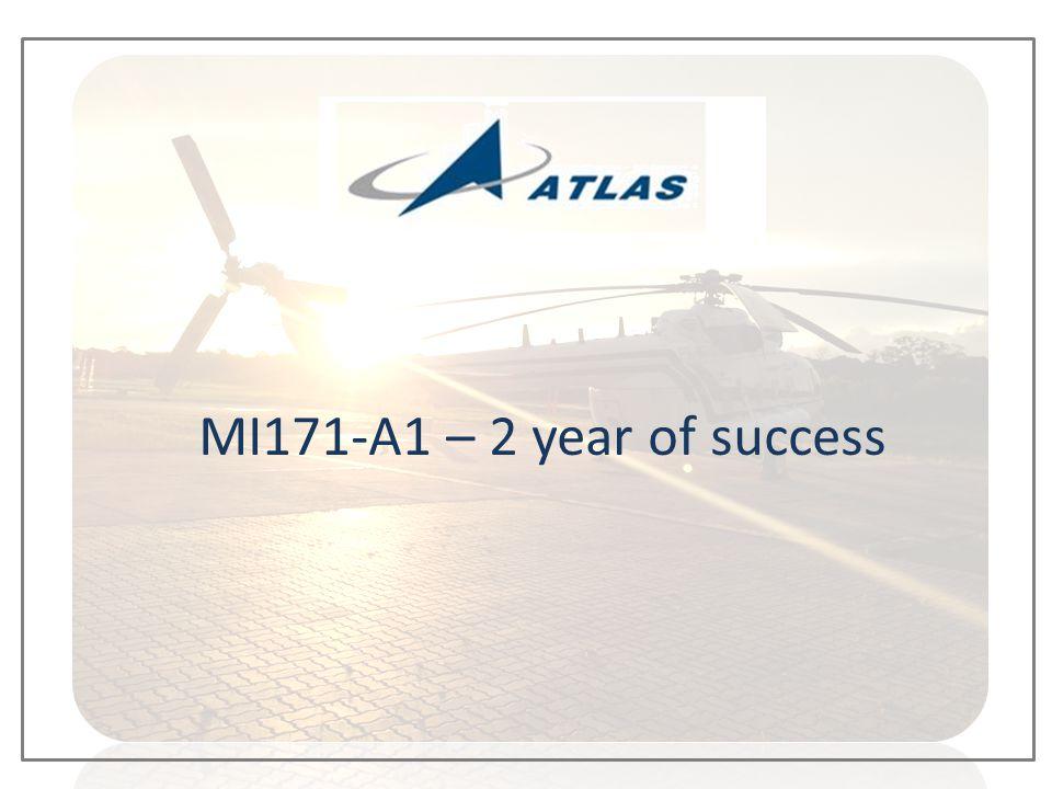 MI171-A1 – 2 year of success