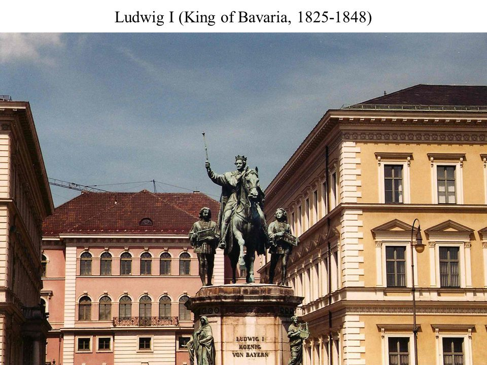 Ludwig I (King of Bavaria, 1825-1848)