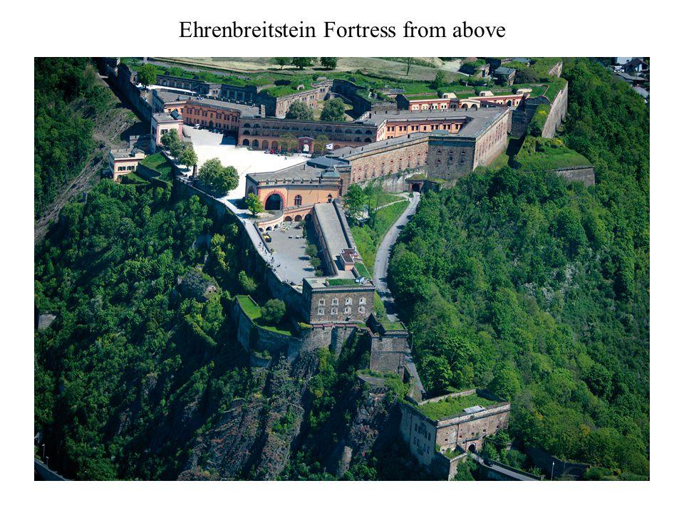 Fort Konstantin, Koblenz