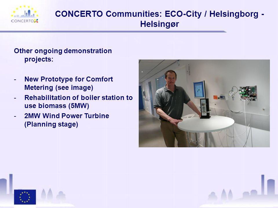 CONCERTO Community : sesac / Växjö (SE)
