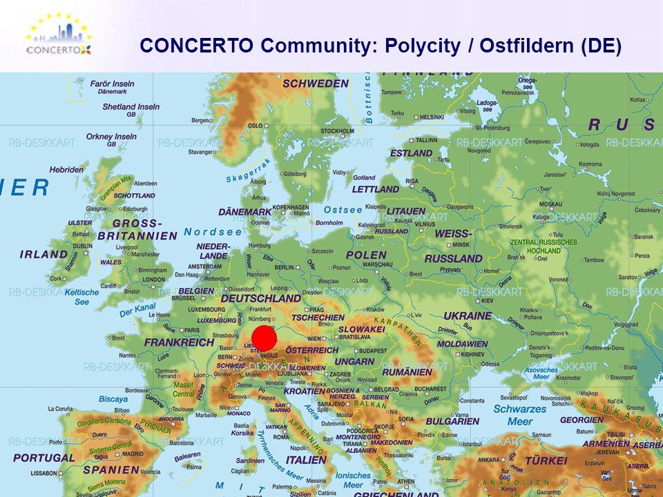 CONCERTO Community: Polycity / Ostfildern (DE)