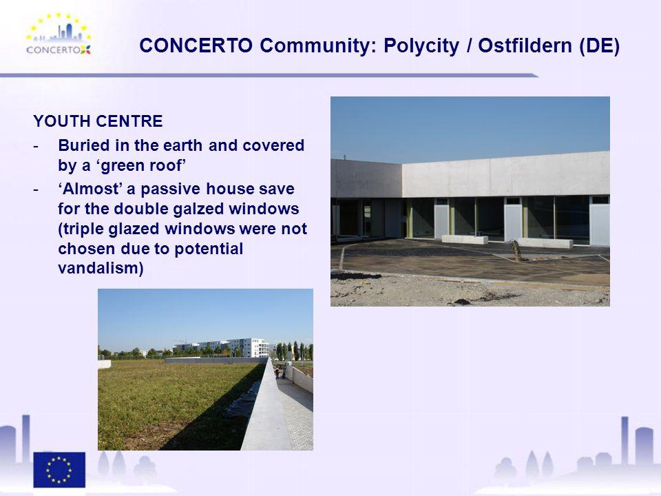 CONCERTO Community: Polycity / Cerdanyola (ES)
