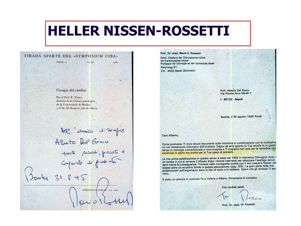 HELLER NISSEN-ROSSETTI