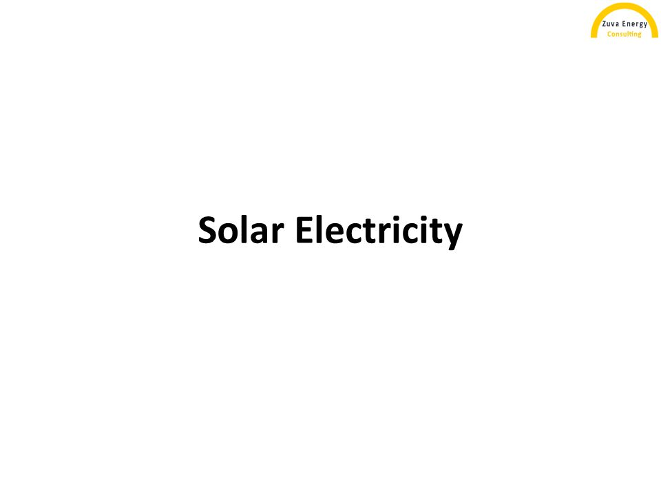 Solar energy in space: satellites 38 of 113