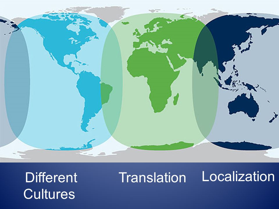 Translation Localization Different Cultures