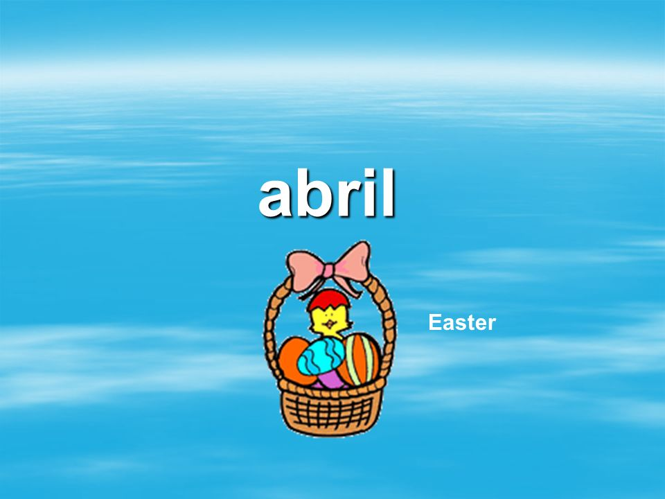 abril Easter