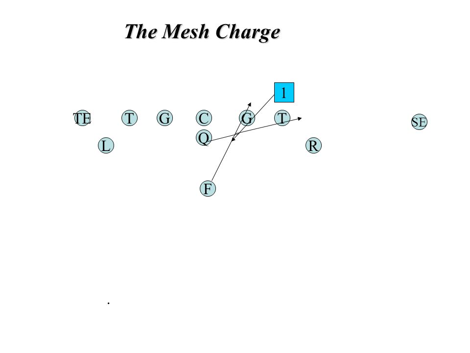 The Mesh Charge TGC Q G F TE RL T SE 1.