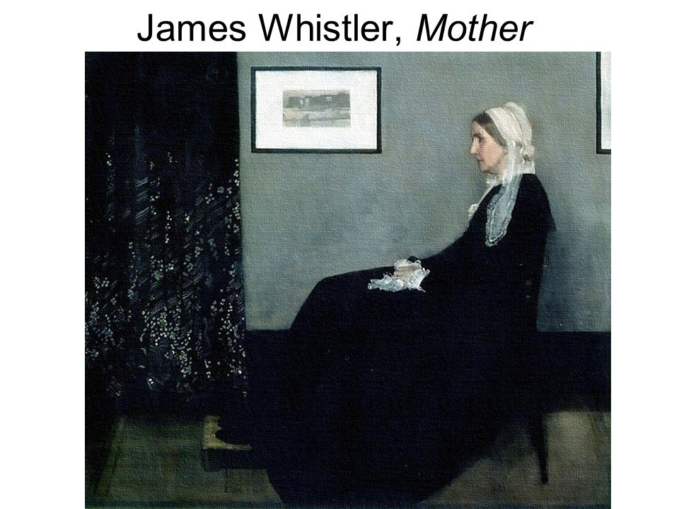 James Whistler, Mother