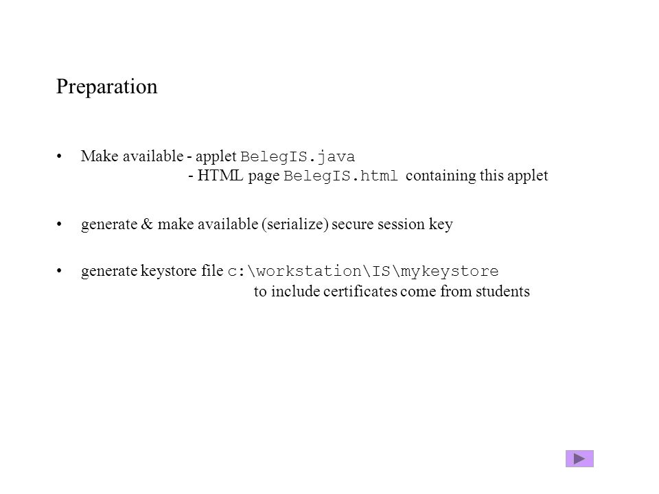 Cryptography & Java Internet Security 1Goals of Network Security