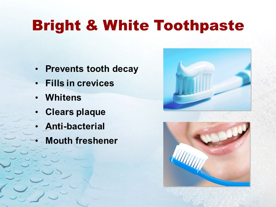 Refreshing Strengthens And Whitens Teeth A Brighter Smile With The