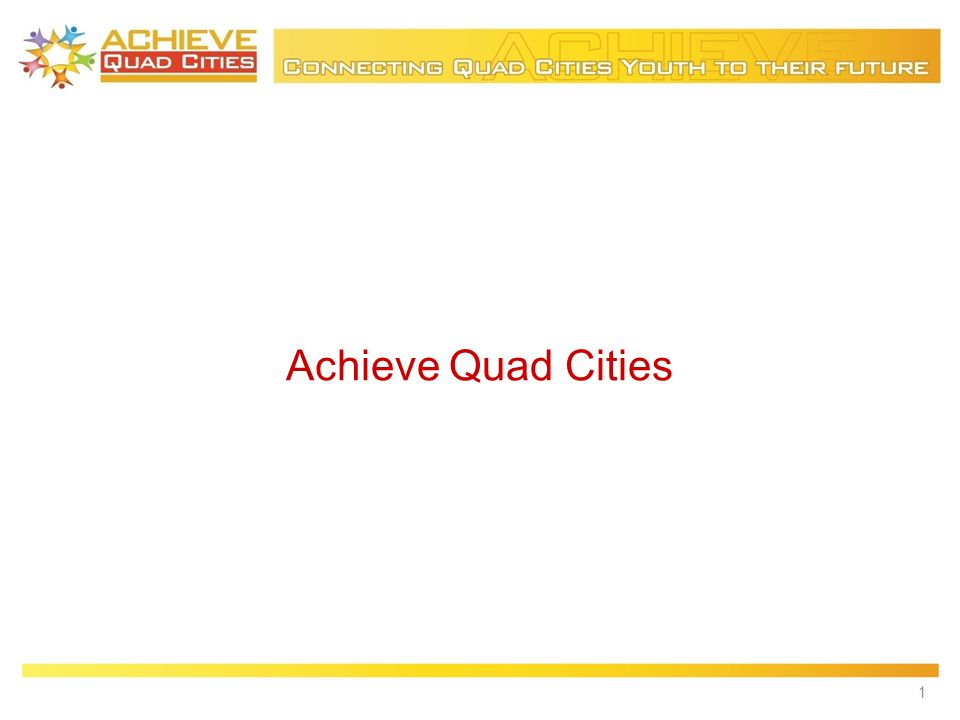 Achieve Quad Cities 1