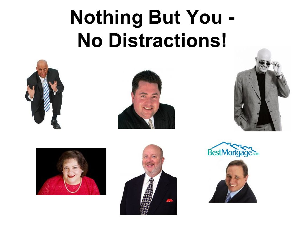 Nothing But You - No Distractions!