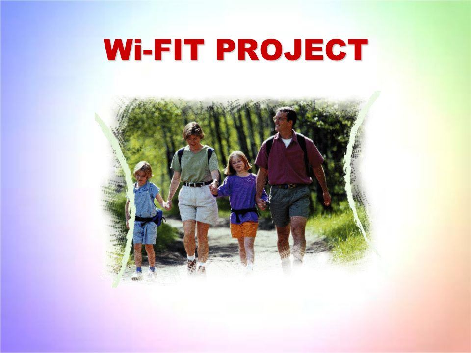 Wi-FIT PROJECT