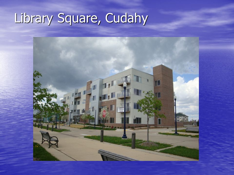 Library Square, Cudahy